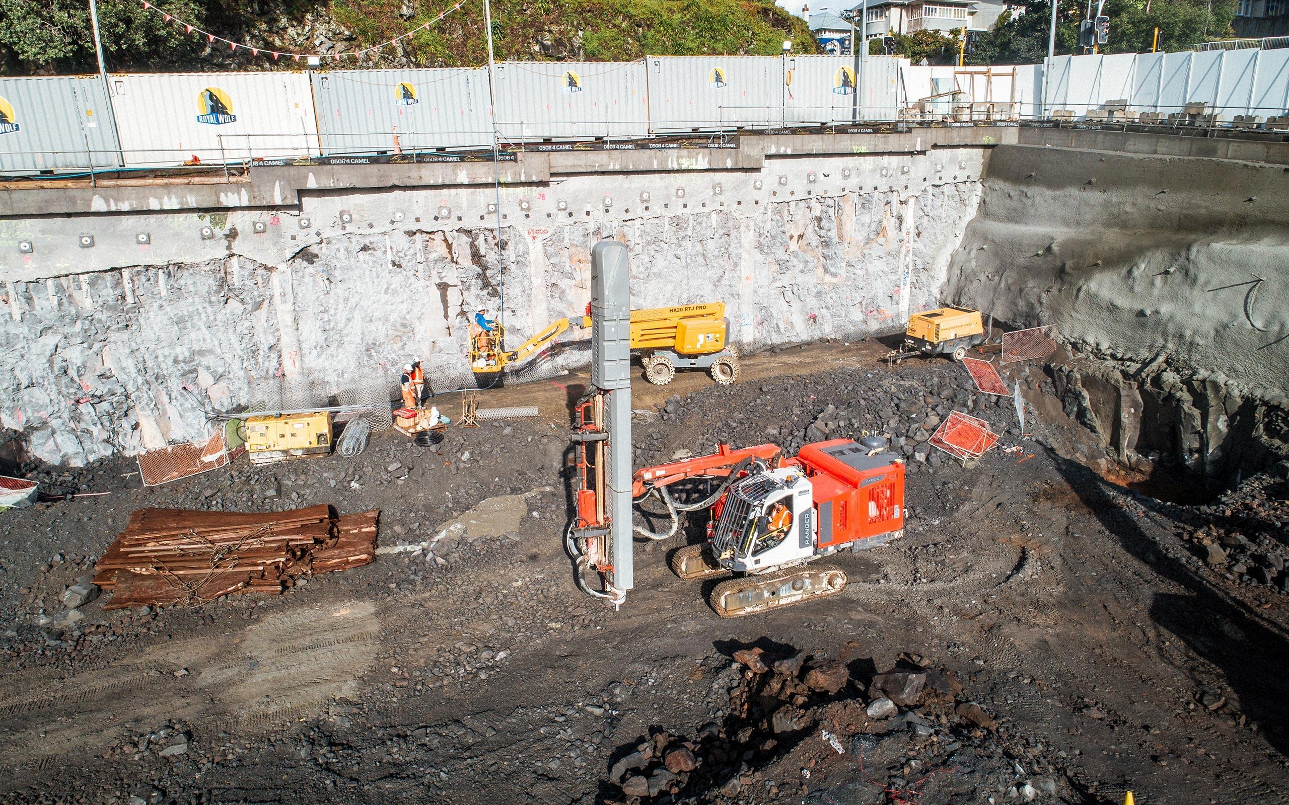 Blasting-Service---Construction