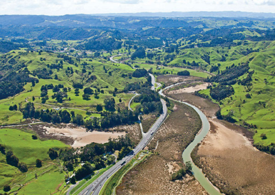 Puhoi to Warkworth Motorway Extension (NX2)